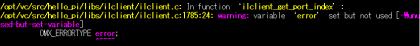 Rpiplay_error